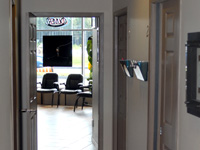 clinique dentaire - visite virtuelle